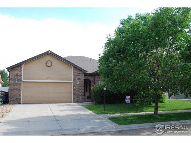 5470 Glen Canyon Dr, Frederick, CO 80504 (MLS #828240) :: 8z Real Estate