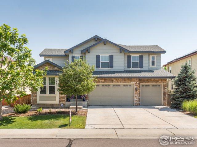 3004 E 143rd Dr, Thornton, CO 80602 (MLS #828247) :: 8z Real Estate