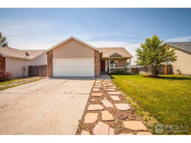 2716 Coronado Bay, Evans, CO 80620 (MLS #828249) :: 8z Real Estate