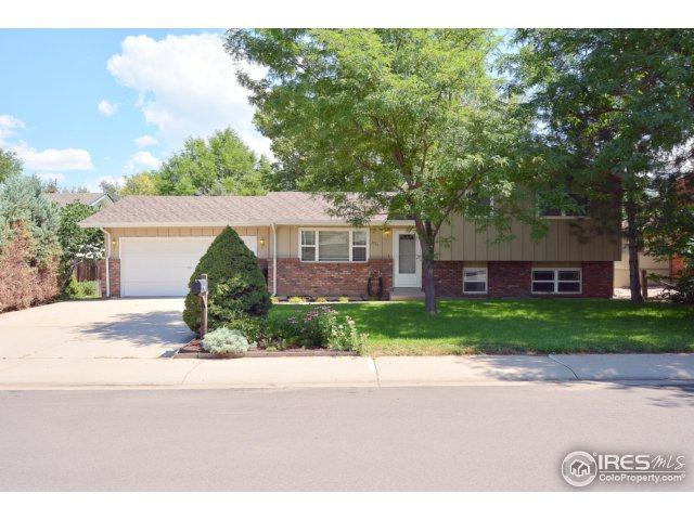 2731 W 25th St, Greeley, CO 80634 (MLS #828259) :: 8z Real Estate