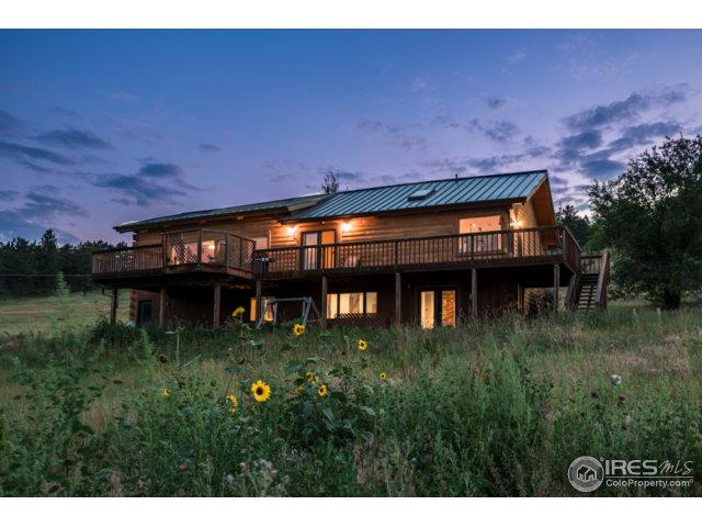 8324 W Fork Rd, Boulder, CO 80302 (MLS #828264) :: 8z Real Estate