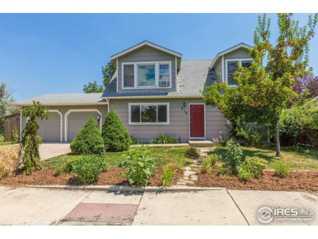 818 Kimball Rd, Fort Collins, CO 80521 (MLS #828273) :: 8z Real Estate