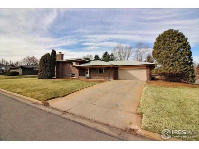1805 21st Ave, Greeley, CO 80631 (MLS #828275) :: 8z Real Estate