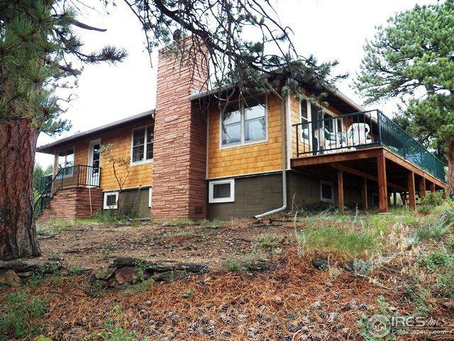 280 Peck Ln, Estes Park, CO 80517 (MLS #828278) :: 8z Real Estate