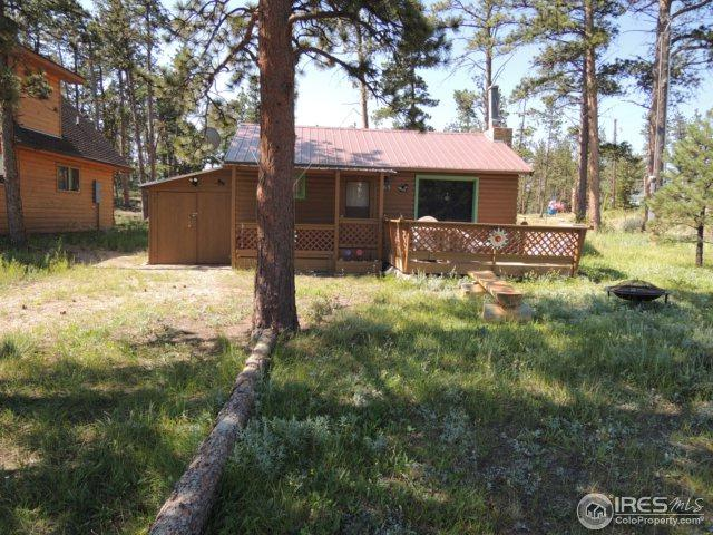 67 Tennis Dr, Red Feather Lakes, CO 80545 (MLS #828285) :: 8z Real Estate