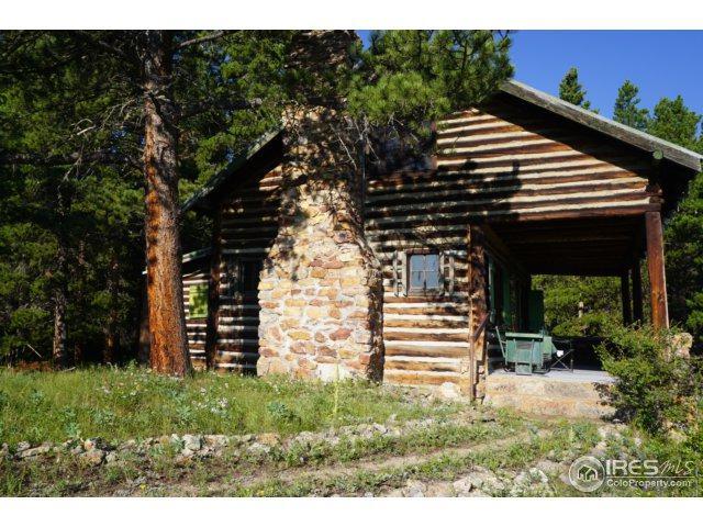 14762 Peak To Peak Highway, Allenspark, CO 80510 (MLS #828288) :: 8z Real Estate