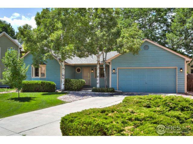 4007 Granite Ct, Fort Collins, CO 80526 (MLS #828295) :: 8z Real Estate