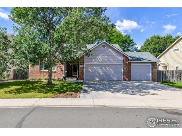 2225 Silver Oaks Dr, Fort Collins, CO 80526 (MLS #828299) :: 8z Real Estate