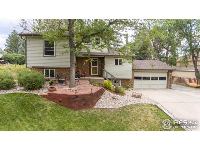 3924 La Mesa Dr, Fort Collins, CO 80524 (MLS #828309) :: 8z Real Estate
