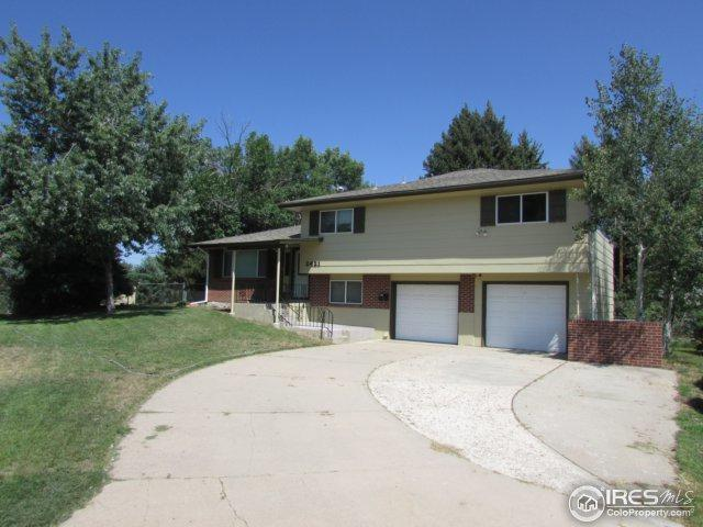 2421 W 14th St, Greeley, CO 80634 (#828315) :: The Peak Properties Group