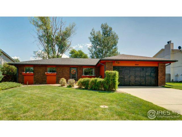 1924 44th Ave Ct, Greeley, CO 80634 (MLS #828317) :: 8z Real Estate