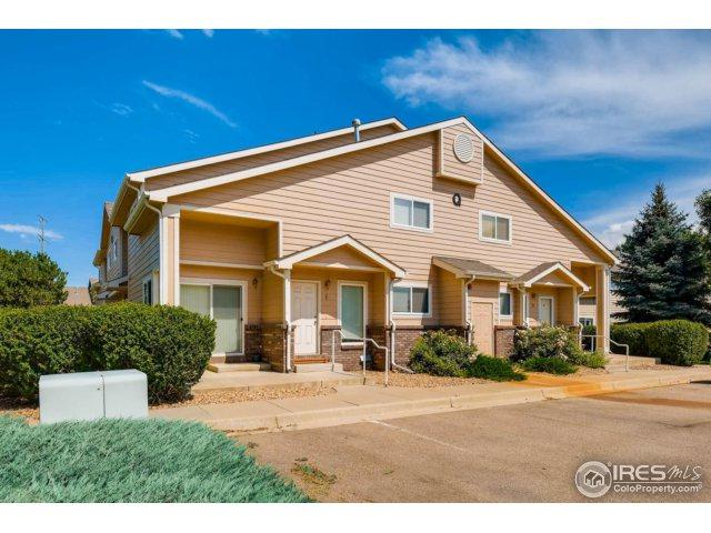 1601 Great Western Dr #5, Longmont, CO 80501 (MLS #828323) :: 8z Real Estate