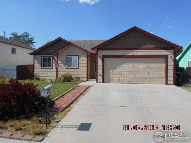 1117 E 25th St Ln, Greeley, CO 80631 (MLS #828325) :: 8z Real Estate