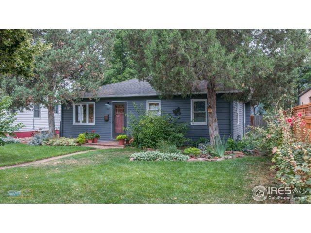 841 Atwood St, Longmont, CO 80501 (MLS #828326) :: 8z Real Estate