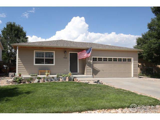 20 Lodgepole Dr, Windsor, CO 80550 (MLS #828358) :: 8z Real Estate