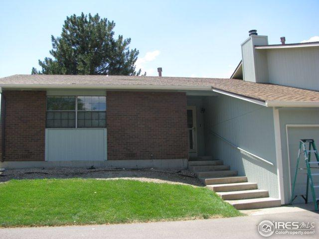 3405 W 16th St #47, Greeley, CO 80634 (MLS #828364) :: 8z Real Estate