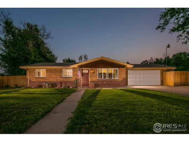 2010 50th Ave, Greeley, CO 80634 (#828375) :: The Peak Properties Group