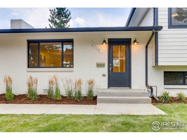2560 Panorama Ave, Boulder, CO 80304 (MLS #828384) :: 8z Real Estate