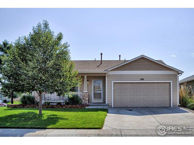 838 Glenwall Dr, Fort Collins, CO 80524 (MLS #828389) :: 8z Real Estate