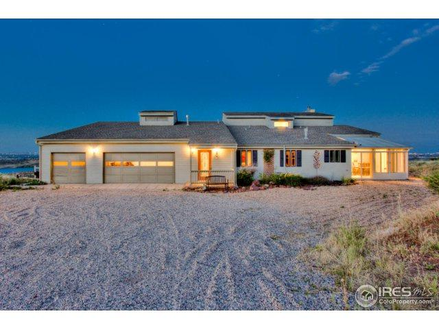 6117 Red Cedar Dr, Bellvue, CO 80512 (MLS #828398) :: 8z Real Estate