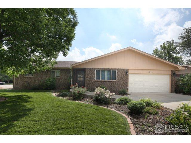 1852 Axial Dr, Loveland, CO 80538 (MLS #828403) :: 8z Real Estate