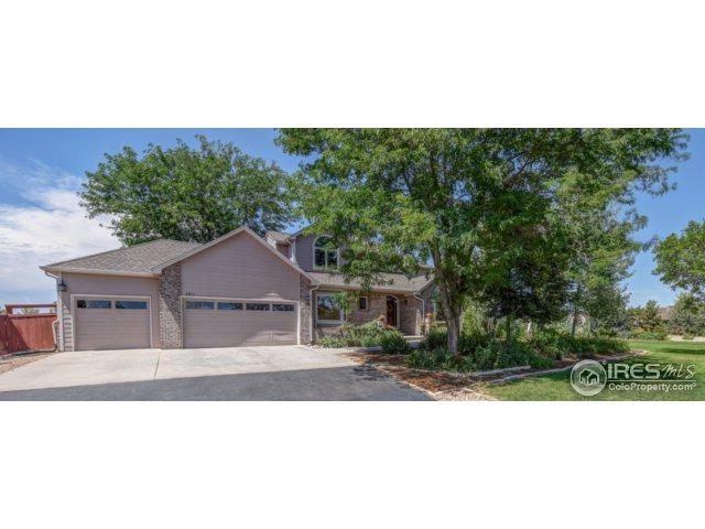 101 Silo Ct, Mead, CO 80542 (MLS #828412) :: 8z Real Estate