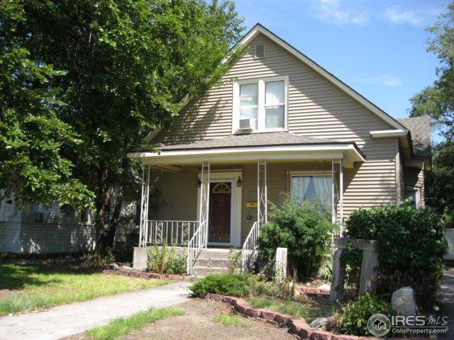 318 Broadway St, Sterling, CO 80751 (MLS #828416) :: 8z Real Estate