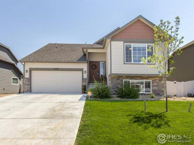 2306 77th Ave, Greeley, CO 80634 (MLS #828424) :: 8z Real Estate