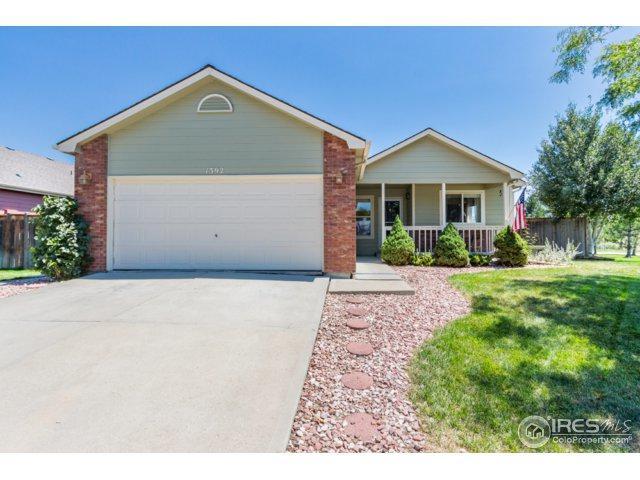 1392 S Tyler Ave, Loveland, CO 80537 (MLS #828450) :: 8z Real Estate