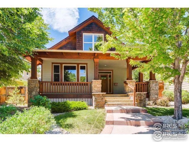 2919 6th St, Boulder, CO 80304 (MLS #828454) :: 8z Real Estate