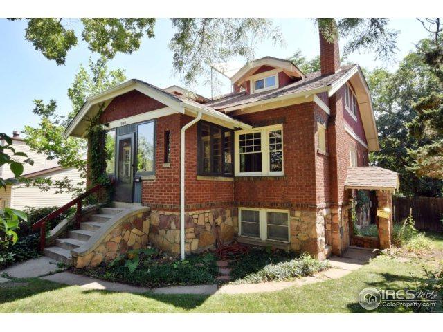 926 13th St, Boulder, CO 80302 (MLS #828458) :: 8z Real Estate