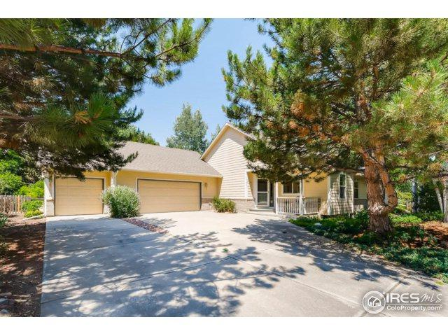7911 W Sussex Ct, Niwot, CO 80503 (MLS #828488) :: 8z Real Estate