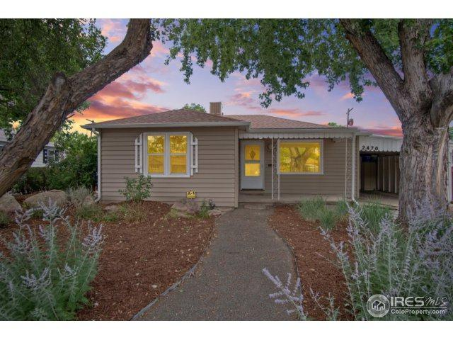 2470 Pierce St, Edgewater, CO 80214 (MLS #828490) :: 8z Real Estate