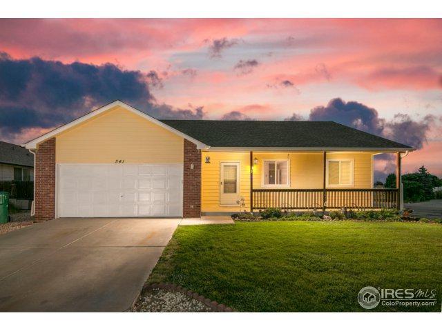 541 S Pauline Ct, Milliken, CO 80543 (MLS #828524) :: 8z Real Estate