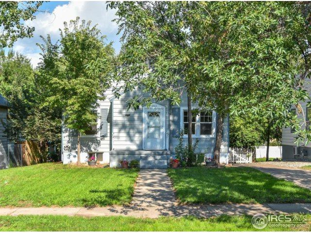 1404 15th Ave, Greeley, CO 80631 (MLS #828538) :: 8z Real Estate