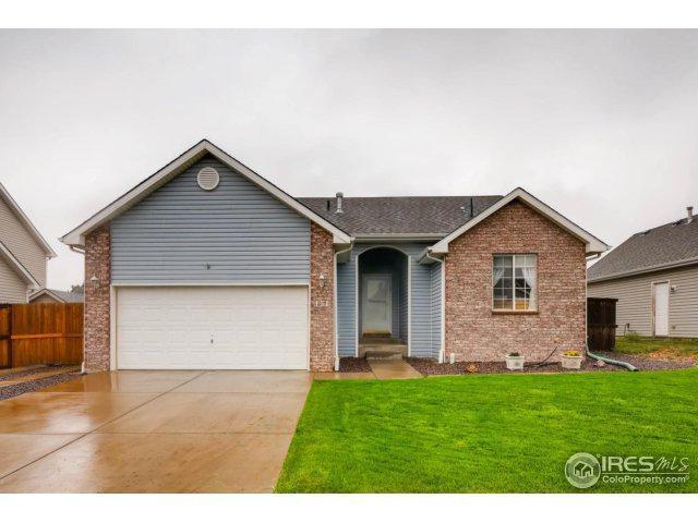 151 Forest St, Firestone, CO 80520 (MLS #828550) :: 8z Real Estate