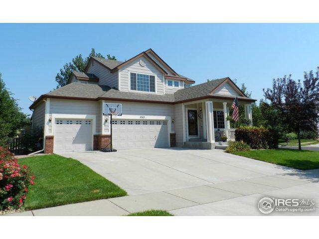 10103 W 14th St, Greeley, CO 80634 (#828551) :: The Peak Properties Group
