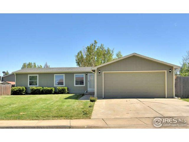 162 Robin Dr, Loveland, CO 80537 (#828555) :: The Peak Properties Group
