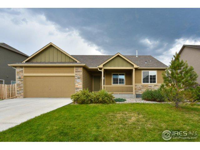7288 Ocean Ridge St, Wellington, CO 80549 (MLS #828572) :: 8z Real Estate