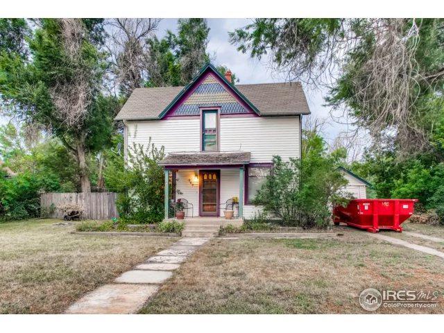 969 N 4th St, Berthoud, CO 80513 (MLS #828583) :: 8z Real Estate