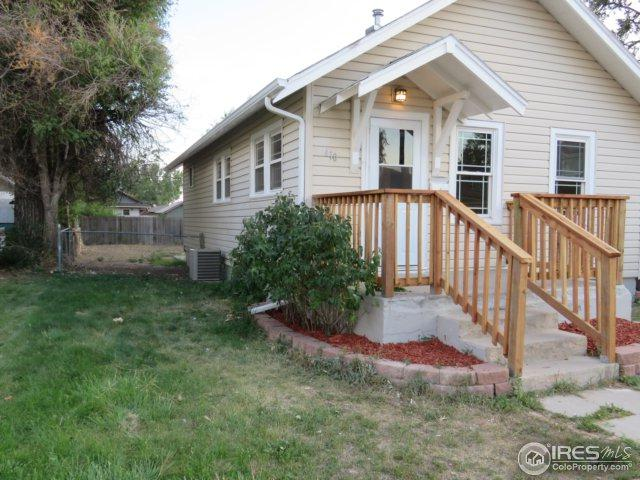 410 3rd St, Fort Lupton, CO 80621 (MLS #828586) :: 8z Real Estate