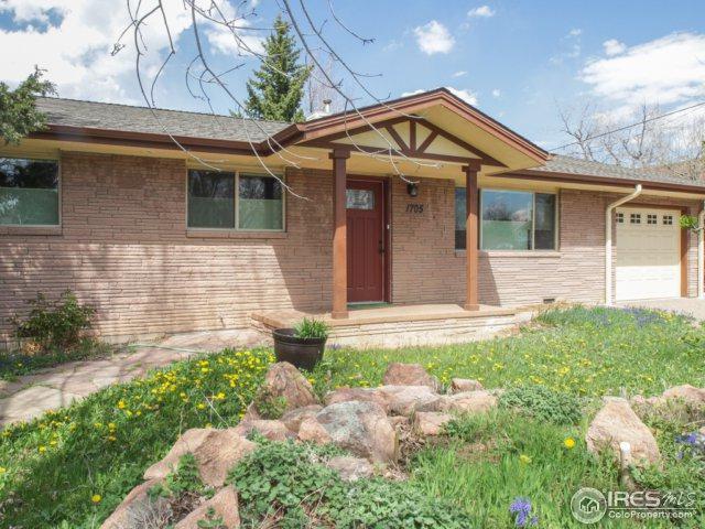 1705 Iris Ave, Boulder, CO 80304 (MLS #828590) :: 8z Real Estate