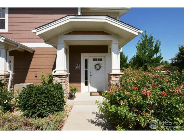 2214 Owens Ave #201, Fort Collins, CO 80528 (MLS #828595) :: 8z Real Estate