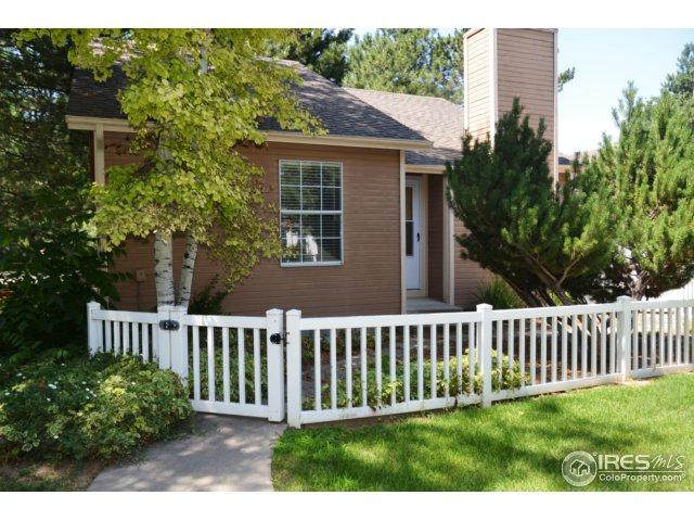 1190 Niagara Dr #16, Fort Collins, CO 80525 (MLS #828604) :: 8z Real Estate