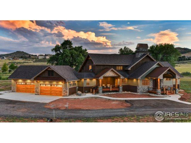 8150 Open View Pl, Loveland, CO 80537 (MLS #828626) :: 8z Real Estate