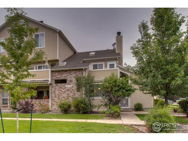 5011 Garrison St 102A, Wheat Ridge, CO 80033 (MLS #828637) :: 8z Real Estate