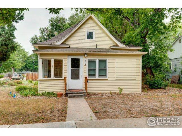 1003 Bross St, Longmont, CO 80501 (MLS #828639) :: 8z Real Estate