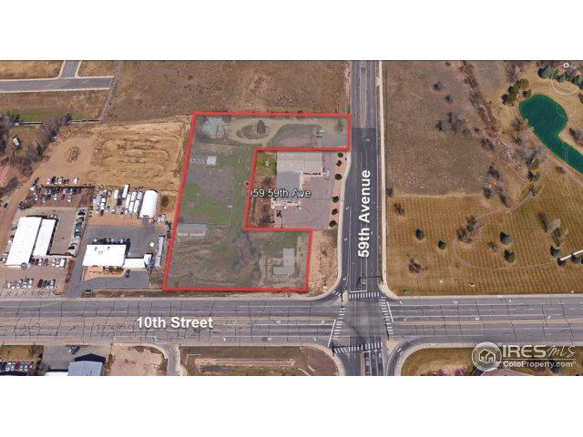 959 59th Ave, Greeley, CO 80634 (MLS #828642) :: 8z Real Estate