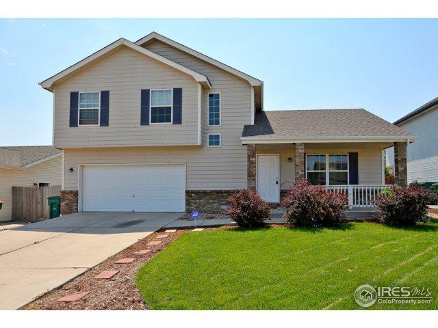 2712 Park View Dr, Evans, CO 80620 (MLS #828643) :: 8z Real Estate