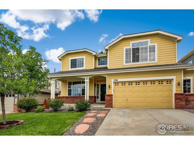 1936 Lodgepole Dr, Erie, CO 80516 (MLS #828657) :: 8z Real Estate
